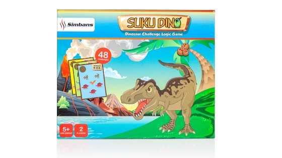 Suku Dino - Dinosaur Board Game