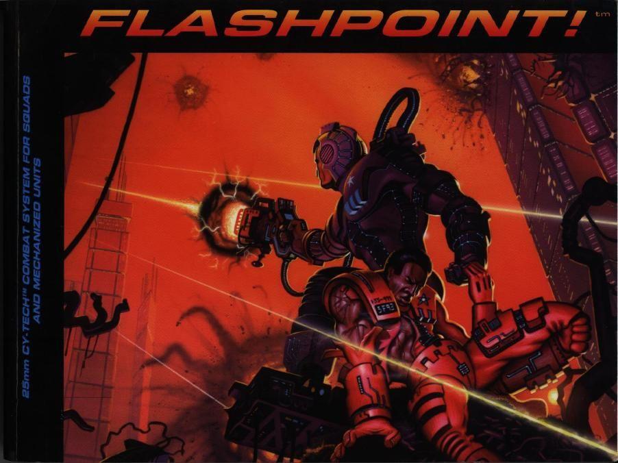 Flashpoint!