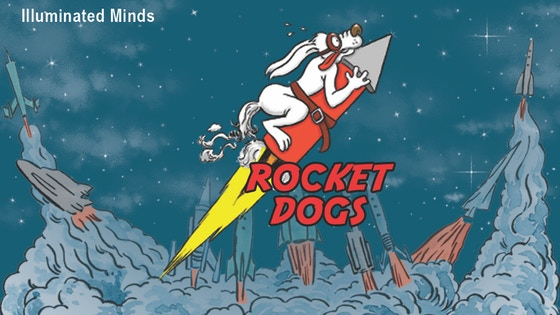 Rocket Dogs The Card Game Relaunched
