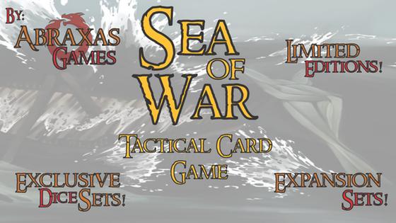 Sea of War - Tactical Card Game