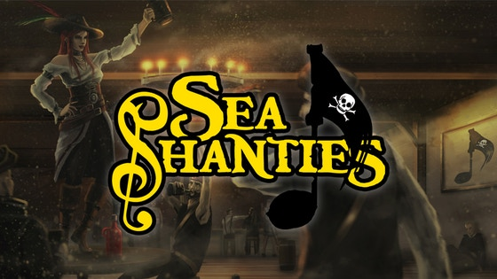 Sea Shanties: A Pirate-Centric Board Game