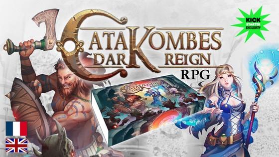 Catakombes Dark Reign R.P.G.