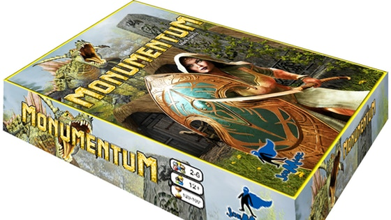 Monumentum! The Game of Adventure and Honor!