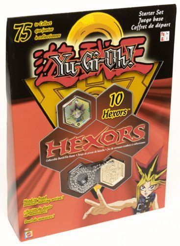 Yugioh! Hexors Collectible Battle Tile Game