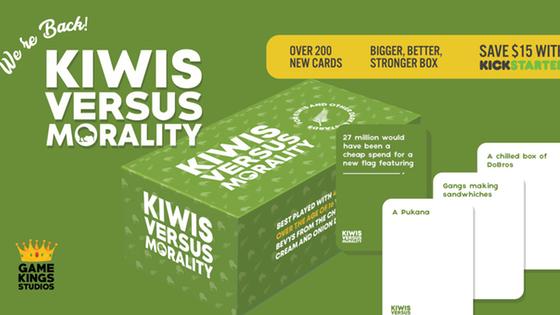 Kiwis Versus Morality 2.0