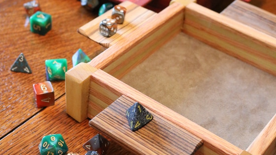 Timber Alchemy Gaming: Morgan and Pendragon designs