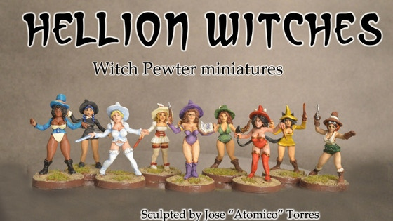Hellion Witches