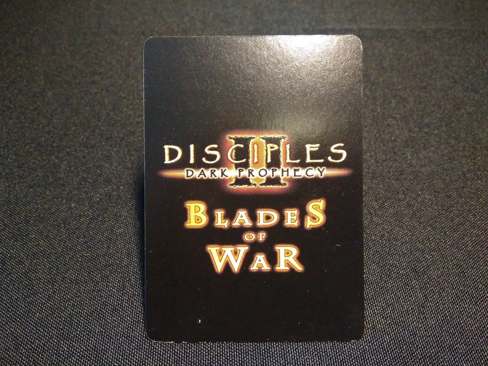 Disciples II: Blades of War