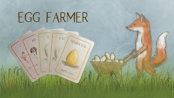 Egg Farmer: A Fun Family-Friendly Card Game
