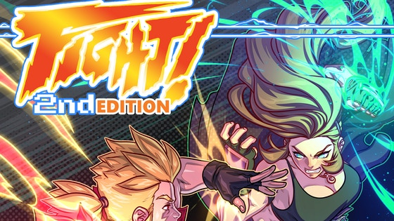 Fight! 2nd Edition