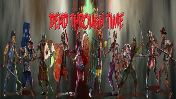 Dead Through Time - 28mm Undead/Zombie Historical Miniatures