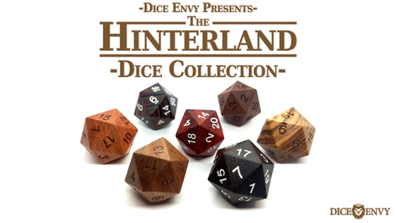 Hinterland Dice Collection