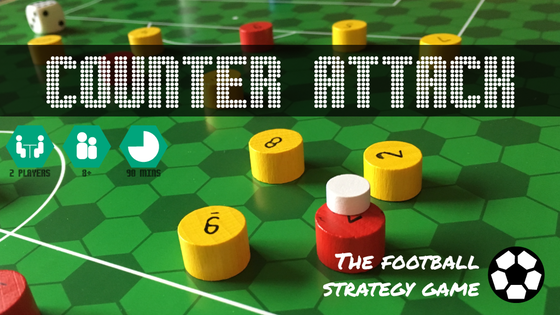 Counter Attack: the football strategy game