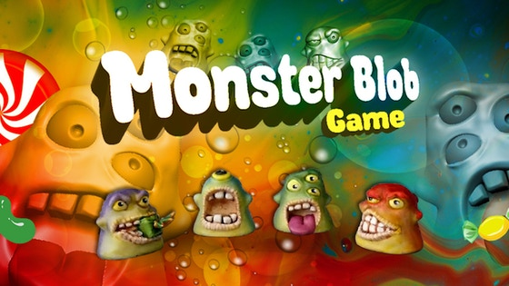 Monster Blobs game - Le jeu des Monster Blobs