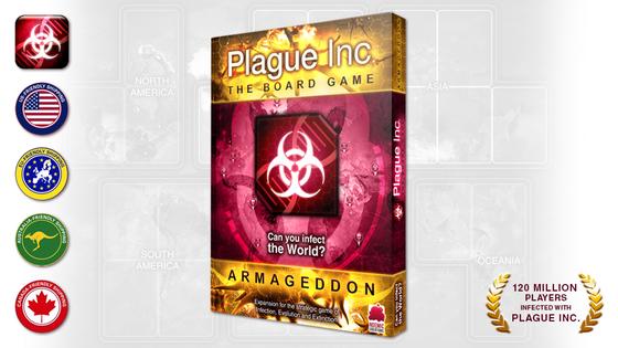 Plague Inc: Armageddon Expansion