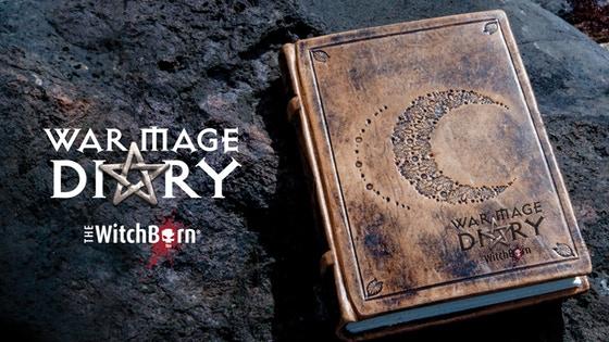 War Mage Diary