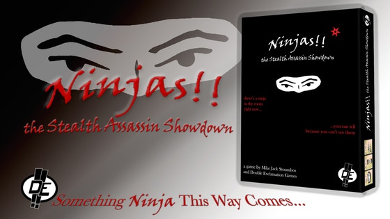 Ninjas!! The Stealth Assassin Showdown