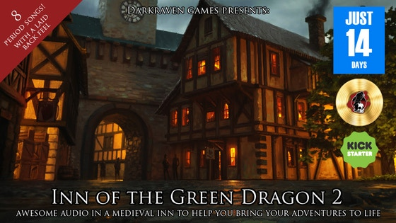 Inn of the Green Dragon 2 -Roleplaying Audio