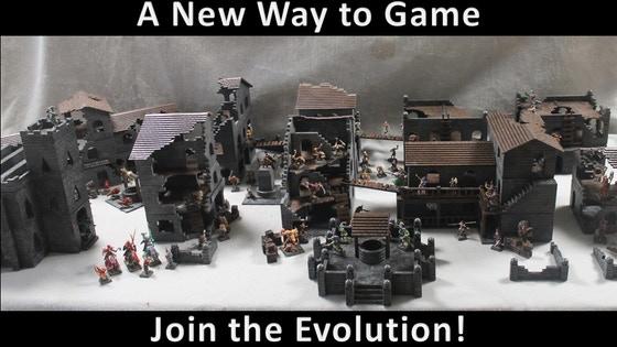 Doc's 3D Printable Buildings for Tabletop Gaming - Take 2