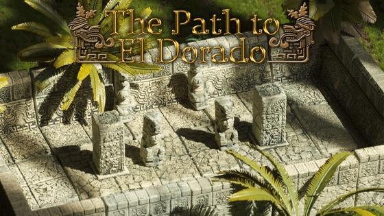 The Path to El Dorado - Tabletop Terrains