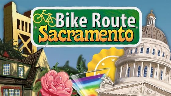 🚴Bike Route Sacramento