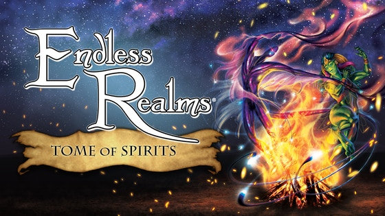 Endless Realms: Tome of Spirits