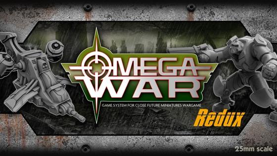 OmegaWars REDUX