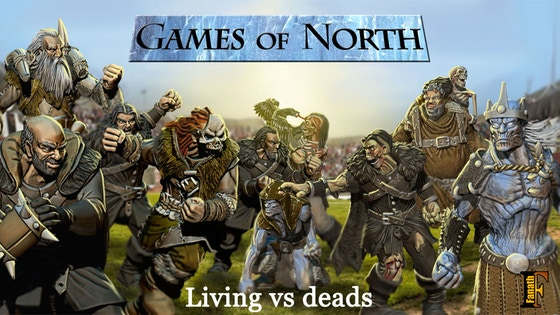 GAMES of NORTH - Football fantasy