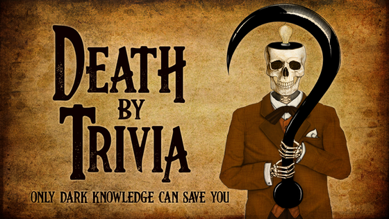 Death by Trivia: A Morbid Party Game