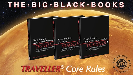 Traveller Fifth Edition