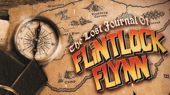 The Lost Journal of Flintlock Flynn