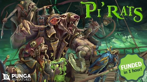 PI'RATS — Ratmen Fantasy Football Team