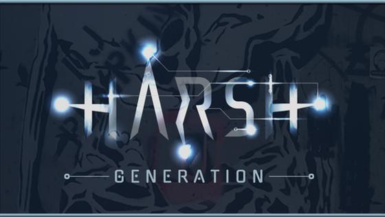 Harsh Generation: an improvisational post-apoc experience