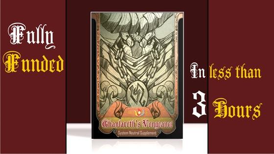 Ghaulareth's Vengeance