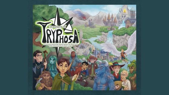Travelers of Tryphosa