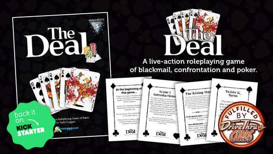The Deal Live-Action Roleplaying Game