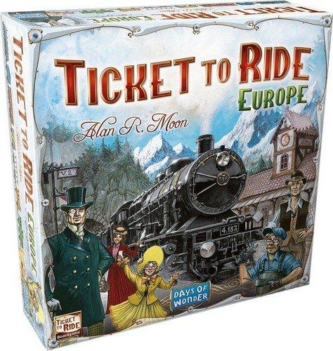 Aventuriers du Rail: Europe