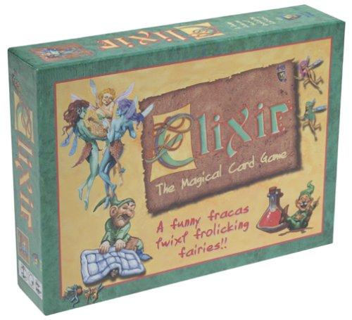 Elixir Card Game