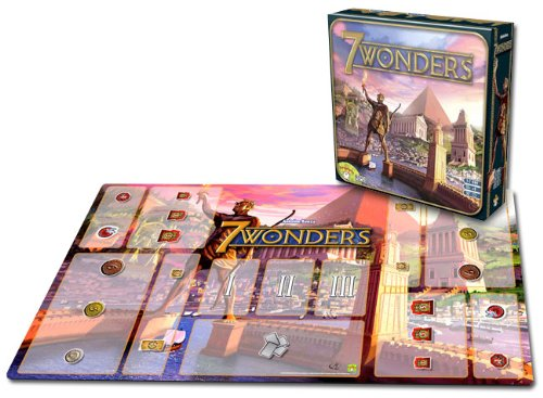 7 Wonders Play Mat (Limited Edition Playmat)