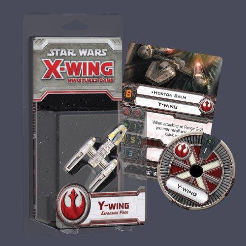 Star Wars X-Wing: Y-Wing