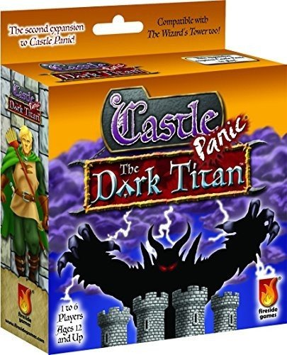 Castle Panic: Dark Titan Expansion