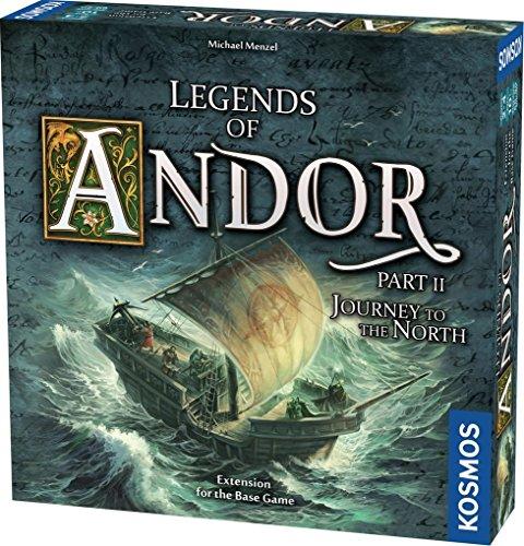 ANDOR Voyage vers le Nord