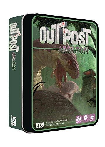 Outpost: Amazon
