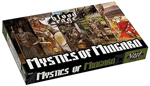 Blood Rage: Mystics of Midgard Expansion