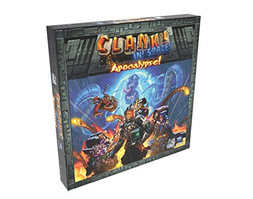 Clank! In! Space!: Apocalypse! Expansion