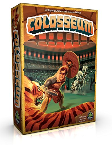 Colosseum Board Game