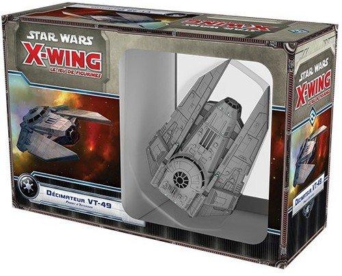 Star Wars X-Wing: VT-49 Decimator