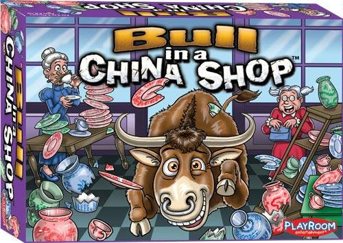 Bull in a China Shop Game by