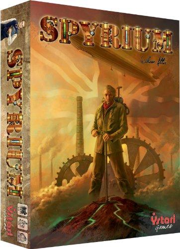 Spyrium Board Game