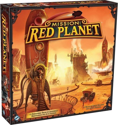 Fantasy Flight Games Mission Red Planet